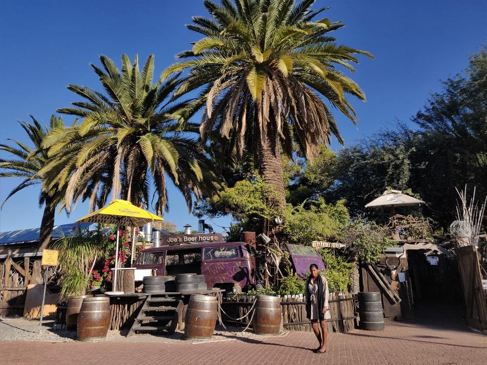 Joe's beercafe Windhoek