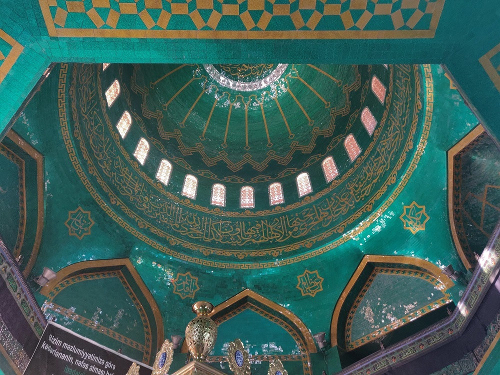Bibiheybat Mosque Baku