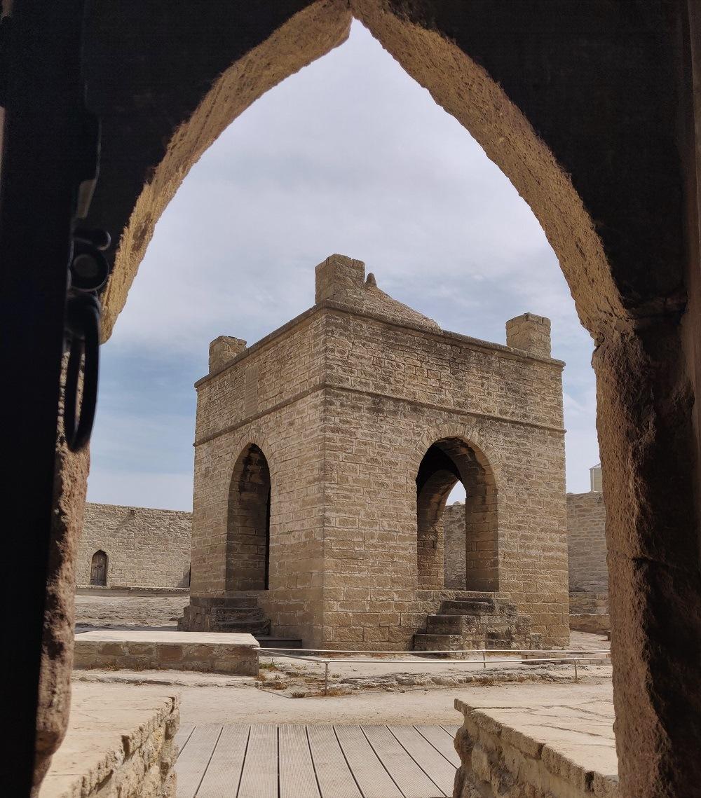 Fire Temple Baku