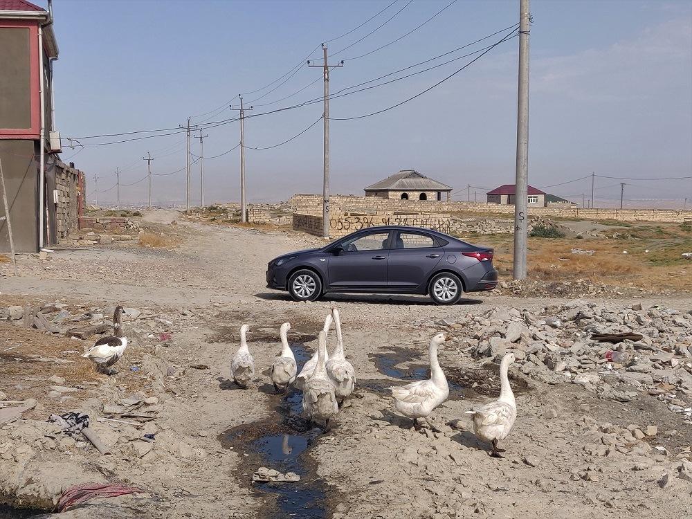 Azerbaijan Rural life