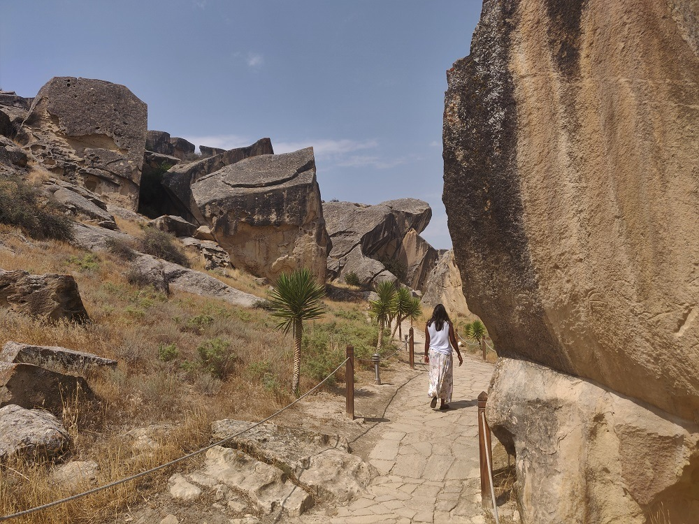 Gobustan Rock carvings
