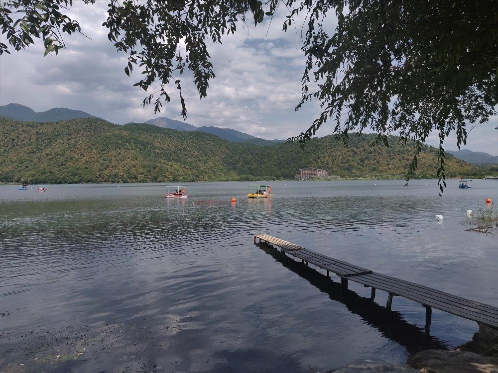 Nohur Lake Azerbaijan