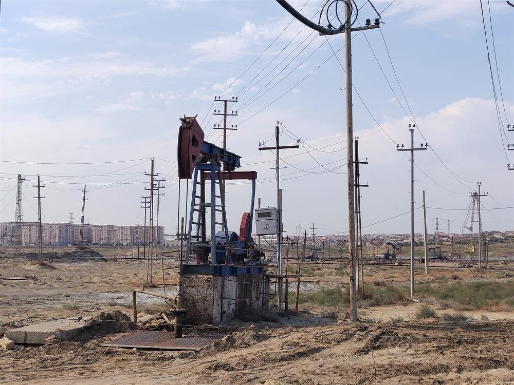Azerbaijan Pumping Jack