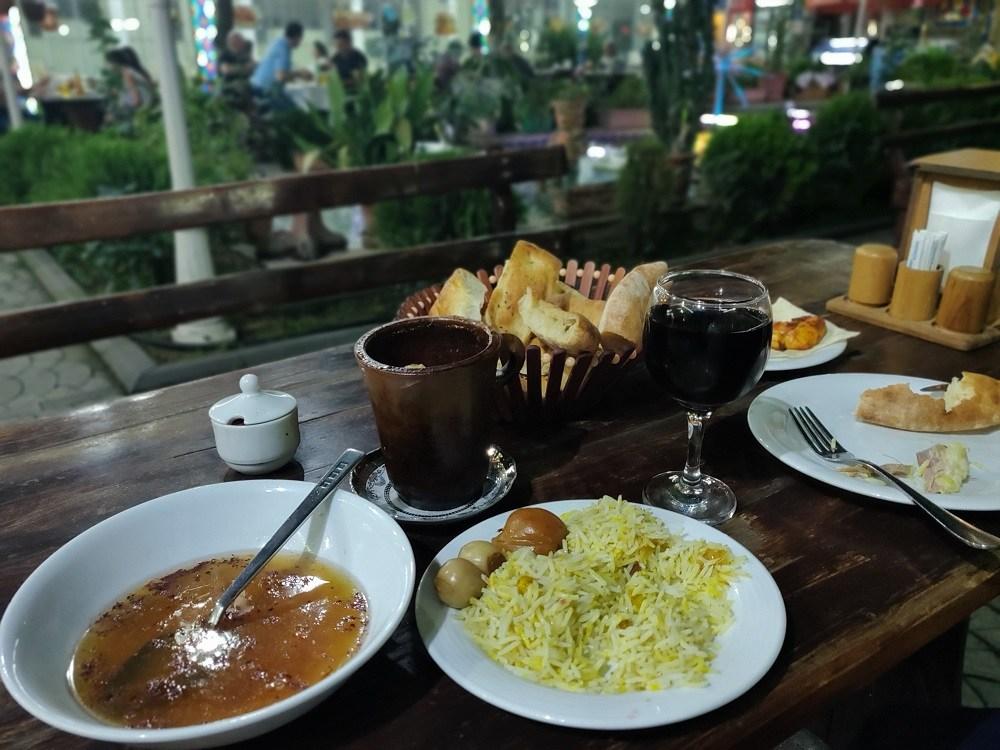 Sheki Calabi Xan Restaurant