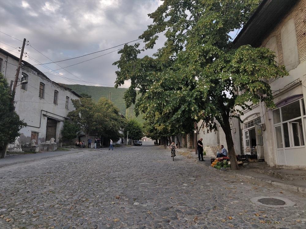Sheki Old Town