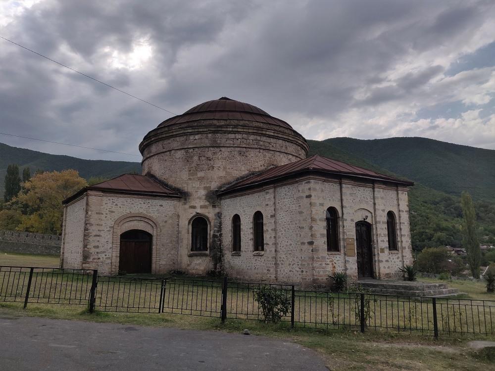 Sheki Palace Church