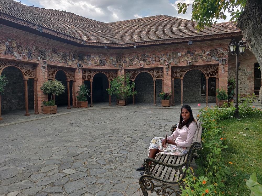 Sheki Palace Museum